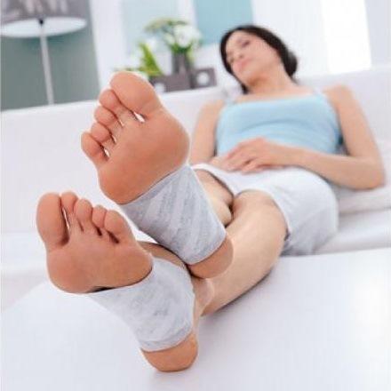 Foot Patchs desintoxicantes (10 unidades)