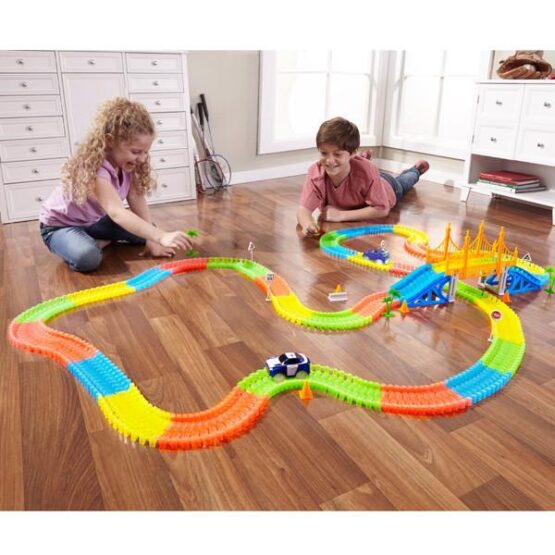 Pista de Carros Magic Tracks