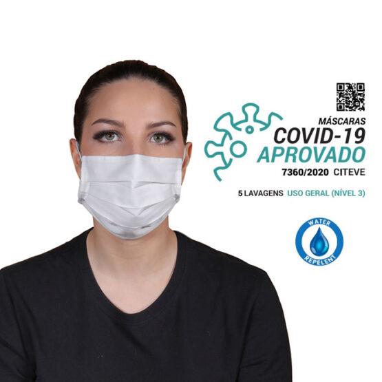 Pack de 5 Máscaras ProTech – Certificadas CITEVE