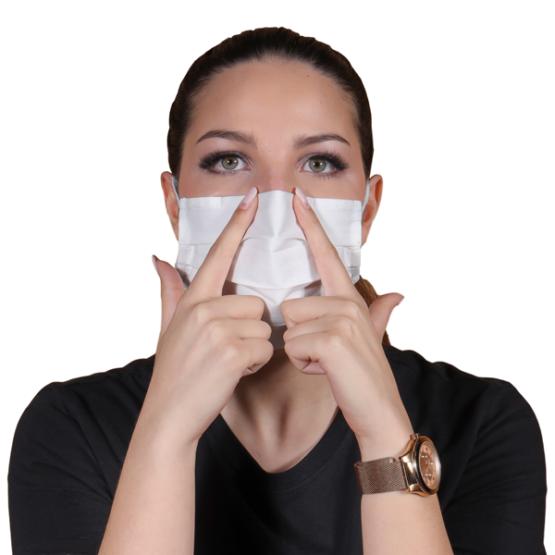 Pack de 5 Máscaras ProTech – Certificadas – Laváveis e Reutilizáveis